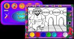Al-Alwan, Mengenal beberapa Warna disertai mewarnai gambar.