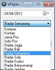ScreenShot ePaperDL